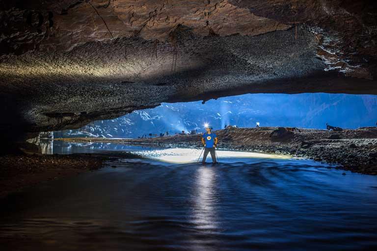 Tour khám phá Hang Én của Oxalis thuộc cấp độ 3 và là tour có mức độ khó vừa phải