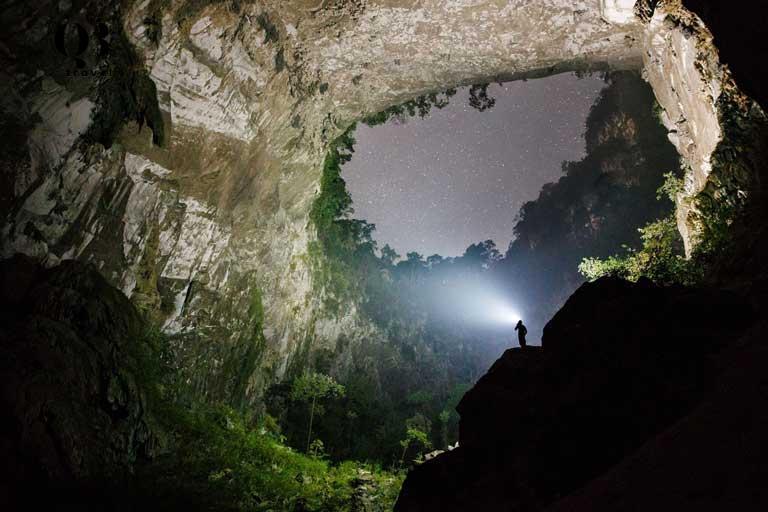 Mức độ 6 - mức độ mạo hiểm cao nhất, du khách được trải nghiệm chuyến du lịch chinh phục Hang Sơn Đoòng