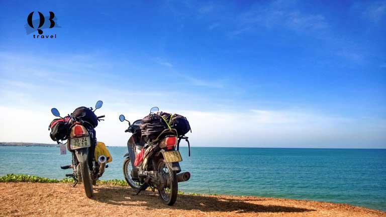 Trải nghiệm du lịch Quảng Bình thú vị bằng xe máy