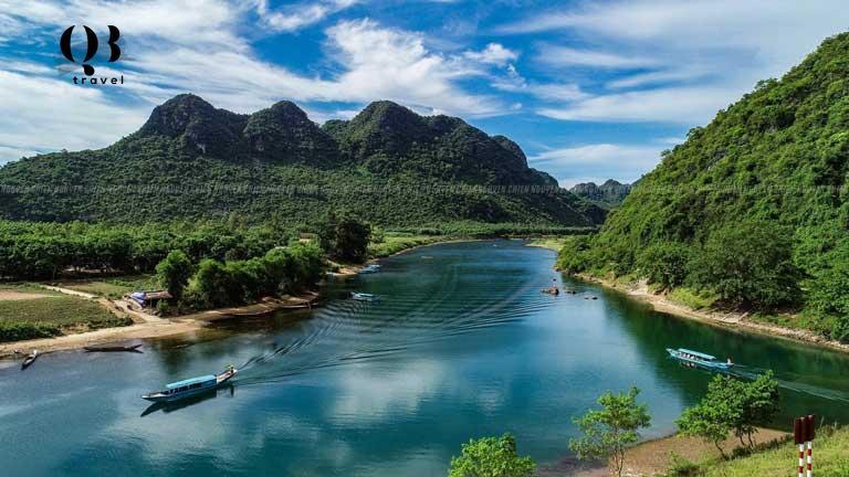 Tuyệt sắc núi rừng Phong Nha