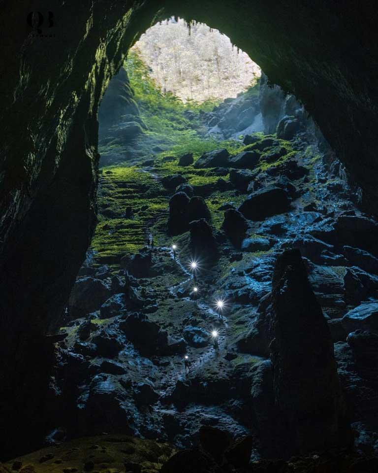 Hang Sơn Đoòng là hang động lớn nhất thế giới