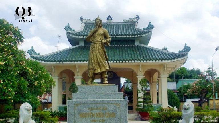 Chân dung vị tướng vĩ đại Nguyễn Hữu Cảnh