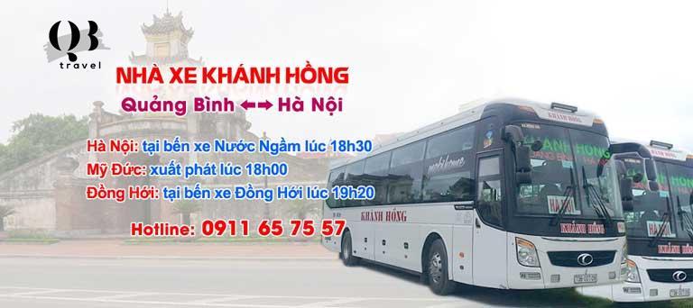 Nhà xe Khánh Hồng đặc biệt không bao giờ tăng vé ngày lễ, Tết