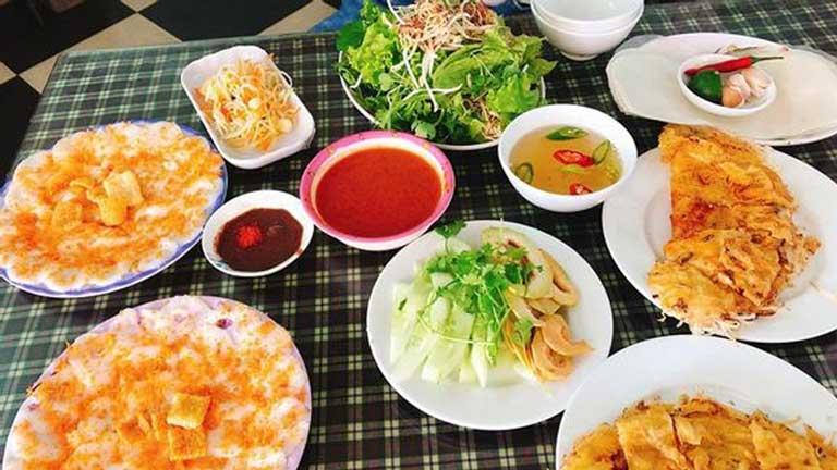 Bánh khoái - Món ăn đặc trưng cho miền đất Quảng Bình