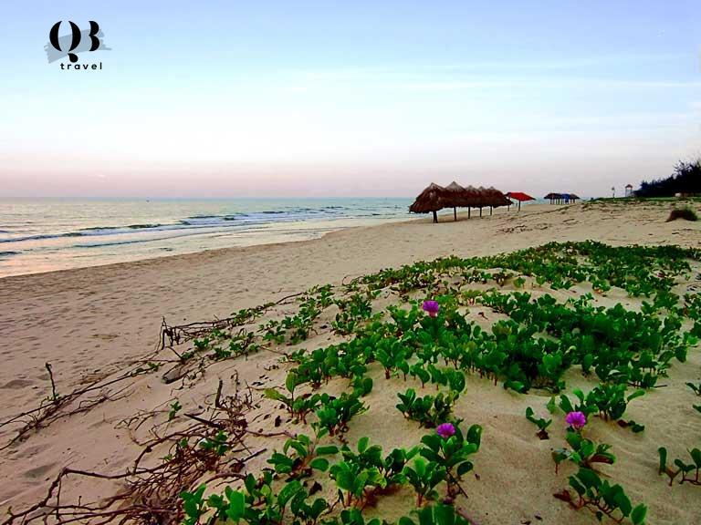 Biển Nhật Lệ - Đồng Hới Quảng Bình