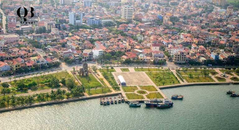 Thành phố Đồng Hới đang không ngừng phát triển về cả kinh tế, đời sống và du lịch