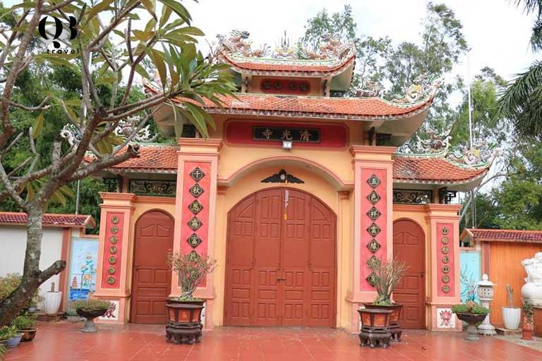 Chùa Thanh Quang - Ngôi chùa ở Quảng Bình có niên đại đến hơn 300 năm