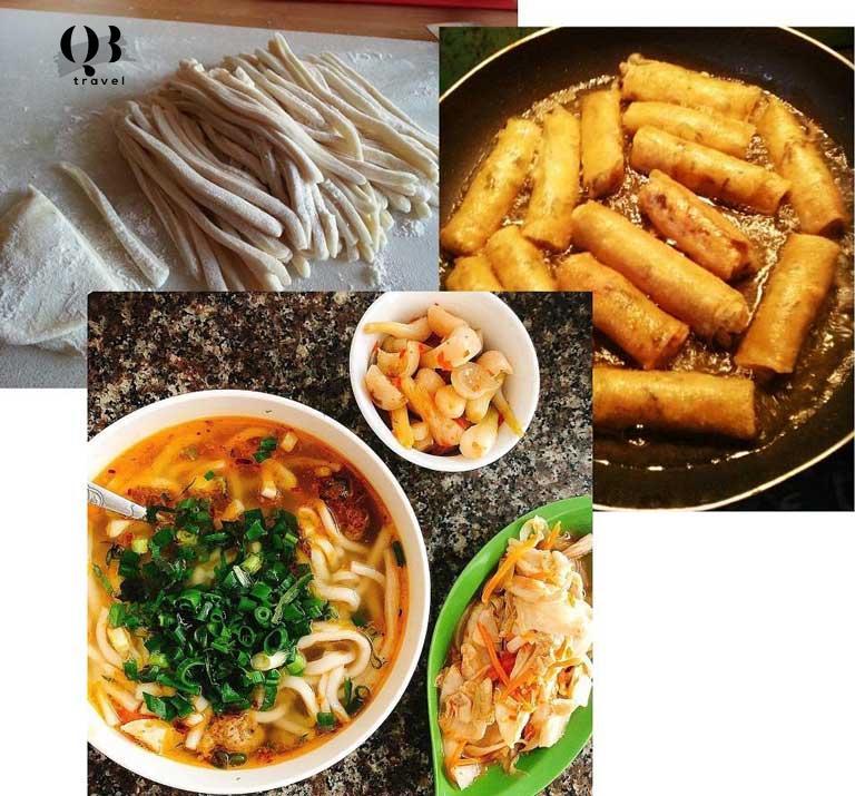 Cháo canh và các món ăn kèm
