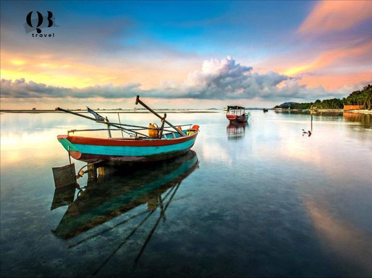 Hoạt động du lịch đặc sắc tại Sông Gianh Quảng Bình