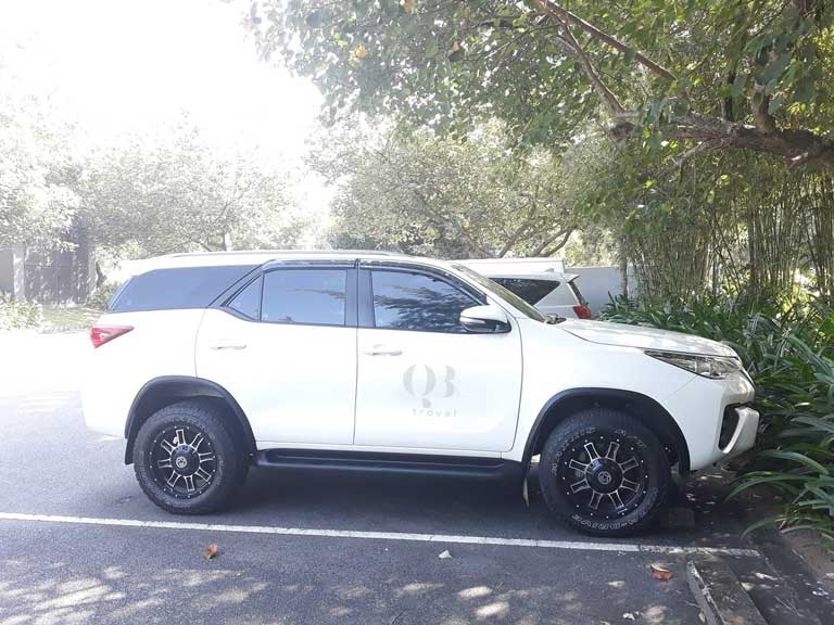 Xe 7 chỗ Fortuner