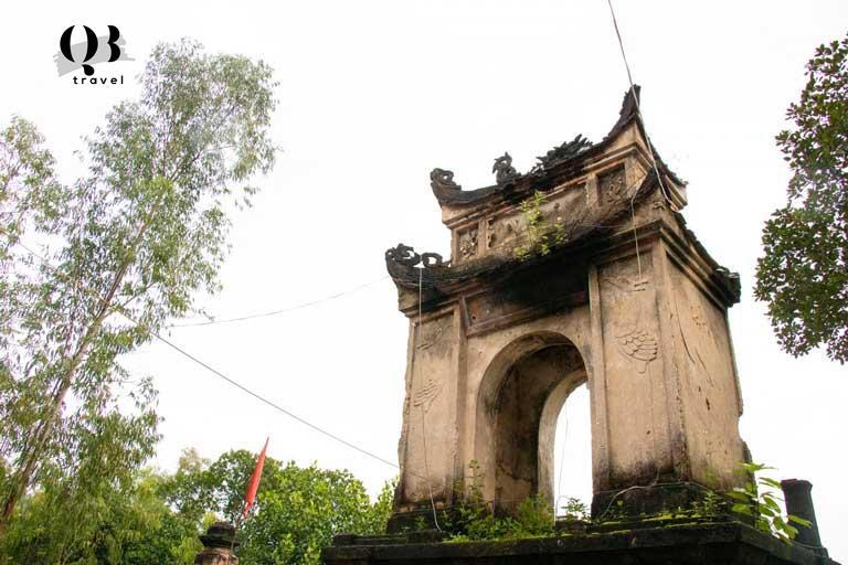 Di tích chùa Ngọa Cương - Gắn liền với lịch sử dân tộc