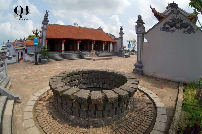 Giếng Phật tại chùa Hoằng Phúc Quảng Bình