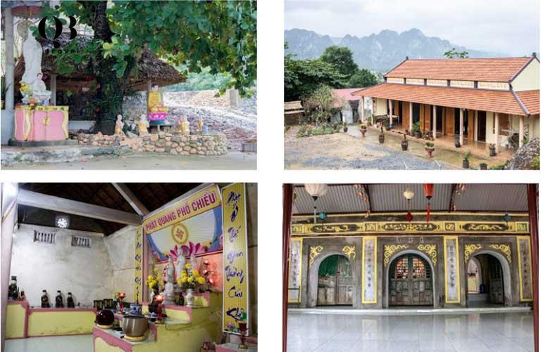 Một số hình ảnh về chùa Yên Quốc