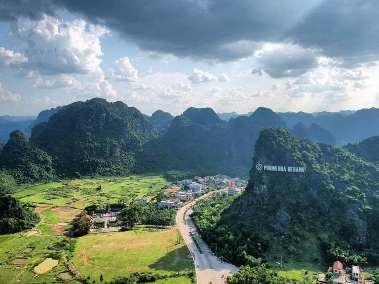 Vùng đất Phong Nha - Kẻ Bàng với biết bao món ăn ẩm thực làm say đắm du khách