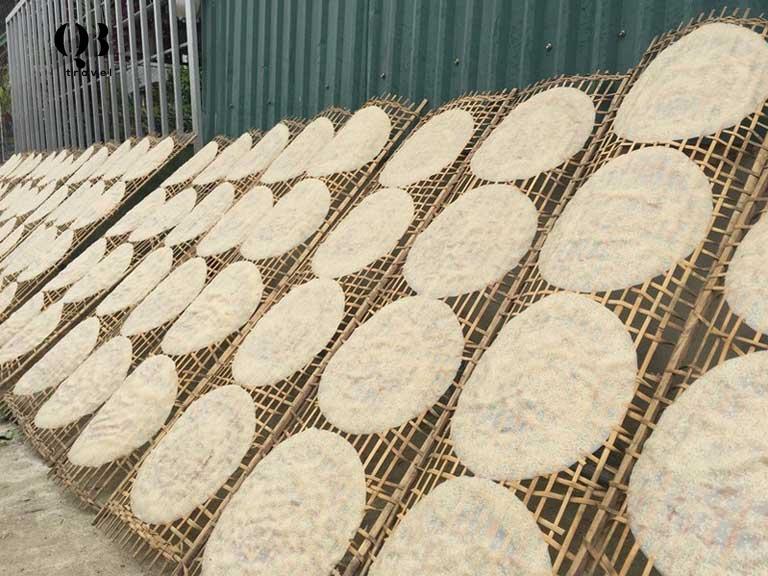 Loại bánh tráng mỏng có thể dùng để gói ram