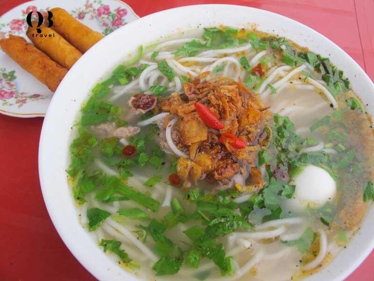 Món cháo canh dân dã của người dân Quảng Bình