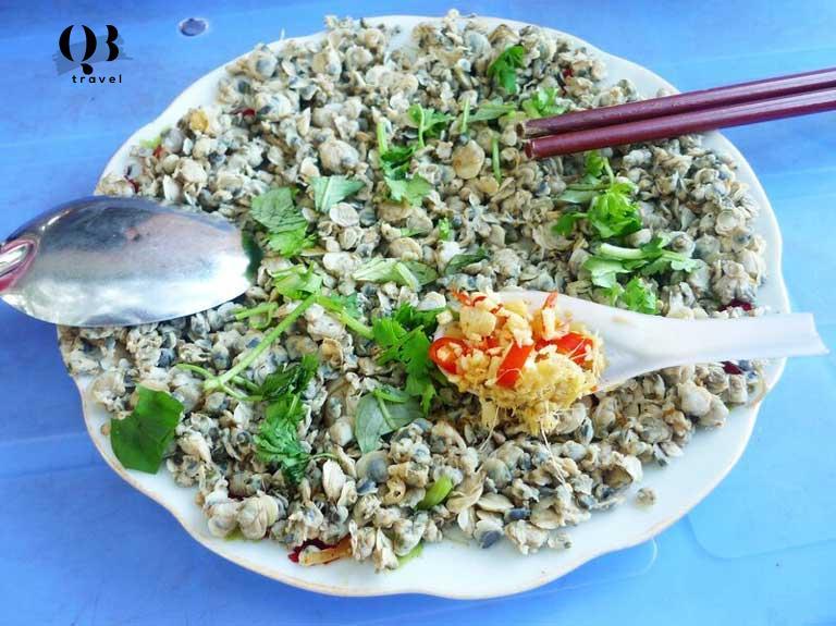 Chắt chắt sông Gianh là món ăn đặc sắc đậm chất Quảng Bình