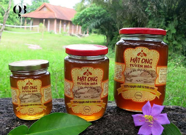 Thương hiệu mật ong rừng Tuyên Hóa