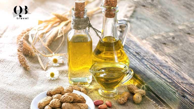 Dầu lạc chứa nhiều dưỡng chất tốt cho sức khỏe