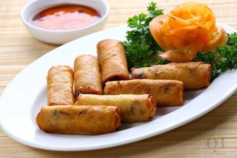 Ram đẻn - món ăn độc đáo chỉ có ở Quảng Bình