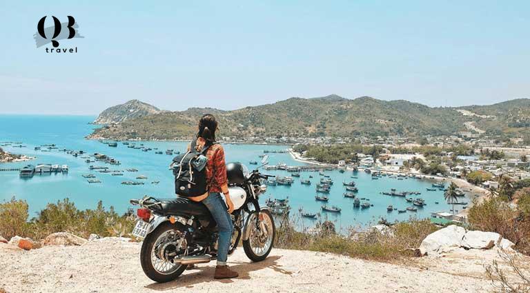 Đi phượt Quảng Bình bằng xe máy