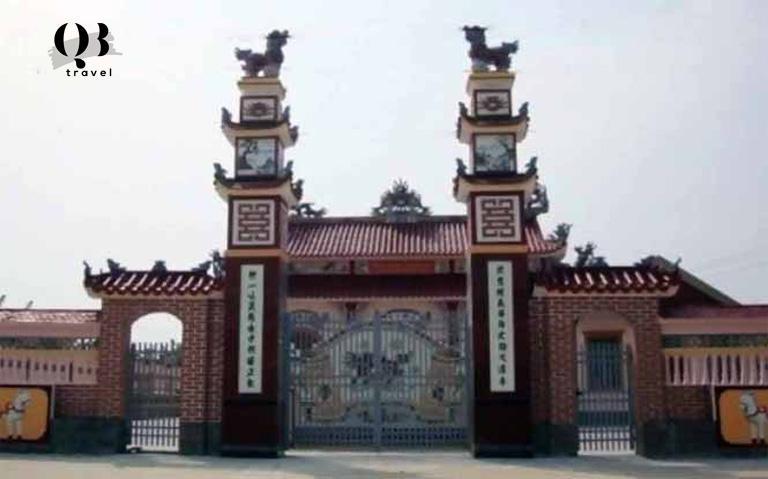 Di tích lịch sử đình làng Thuận Bài tại Quảng Bình