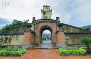 Di tích lịch sử Quảng Bình Quan nổi tiếng- biểu tượng ghi dấu một thời oai hùng của tỉnh Quảng Bình