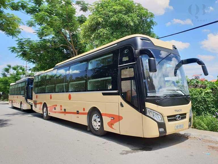 Mất khoảng 10-12 tiếng để đi xe khách từ Hà Nội đến Đồng Hới Quảng Bình