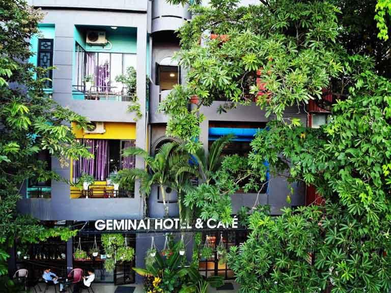 Quán Geminai Hotel & Café - Đồng Hới
