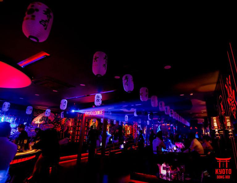 Quán bar Kyoto Lounge Đồng Hới