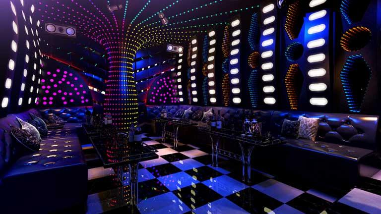 Không gian hiện đại, sang trọng của các quán karaoke ở Đồng Hới, Quảng Bình