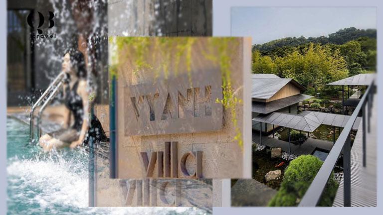 Dịch vụ cao cấp hiện đại luôn đón chào bạn tại Villa Quảng Bình