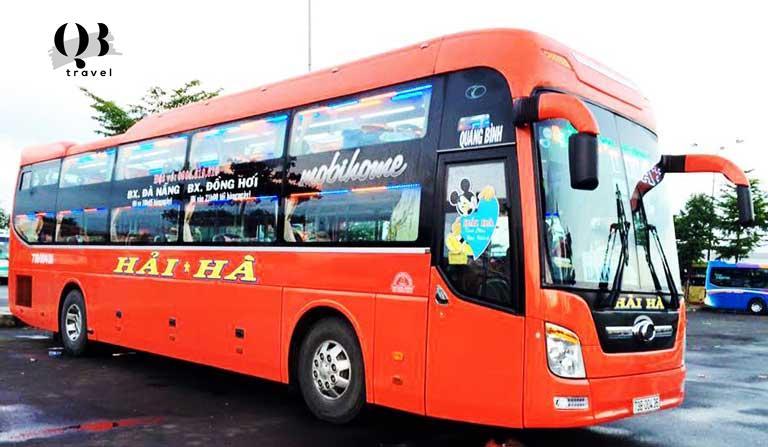 Hải Hà là chuyến xe quen thuộc của khách du lịch Quảng Bình