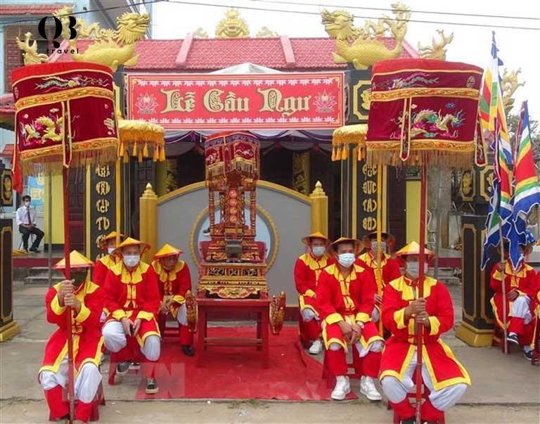 Lễ hội Cầu Ngư - Quảng Bình