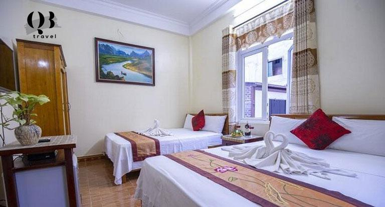 Khách sạn Thiên Thanh - khách sạn gần bãi đá nhảy