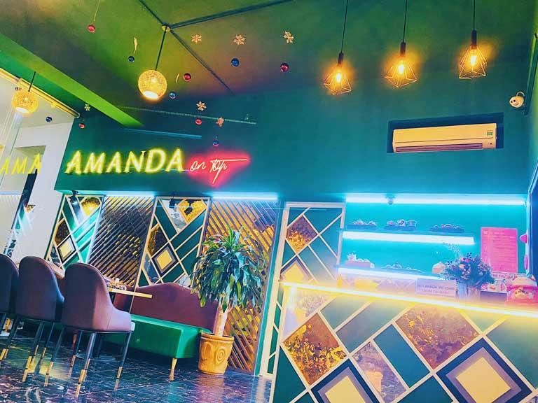 Quầy bar - cafe tại khách sạn