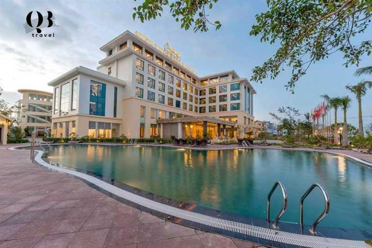Khách sạn Mường Thanh - Khách sạn Quảng Bình gần biển