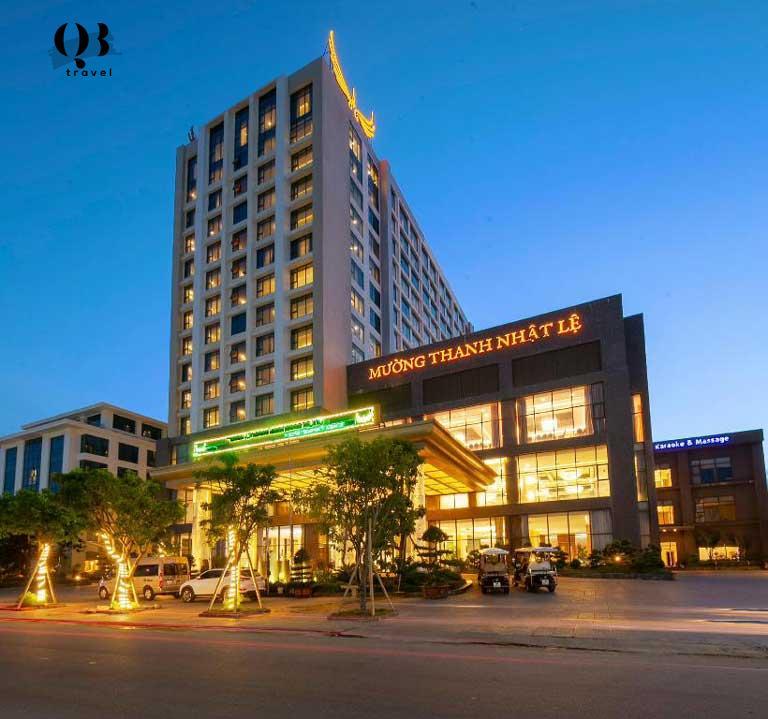 Khách sạn Mường Thanh Luxury Nhật Lệ được nhiều du khách tin tưởng lựa chọn