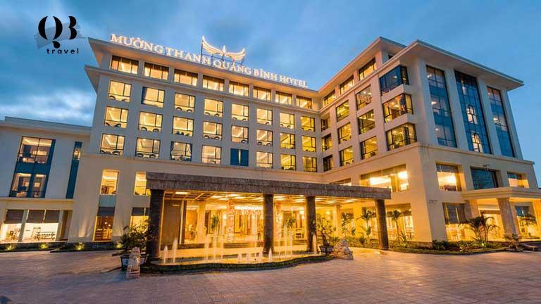 Khách sạn Mường Thanh Luxury sang trọng, hiện đại tại Đồng Hới