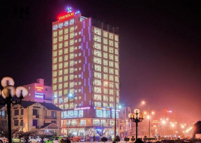 Khách sạn Vĩnh Hoàng Quảng Bình