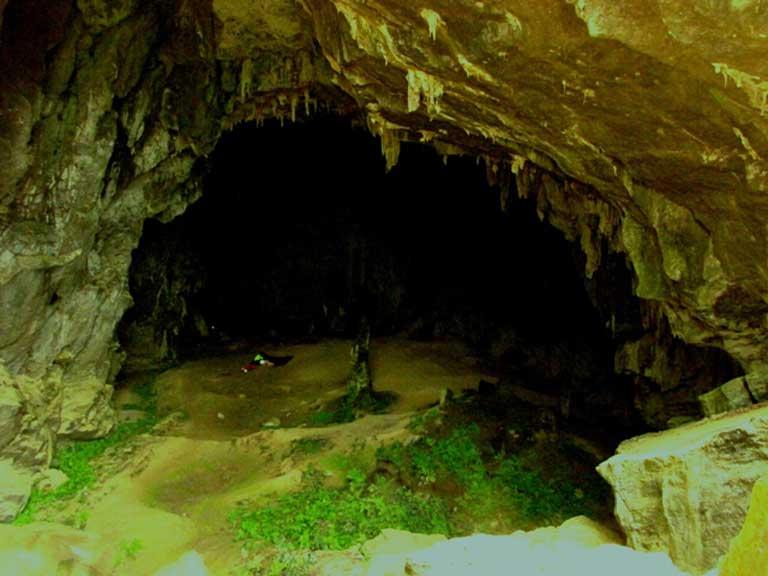 Khu du lịch hang Chuột Quảng Bình