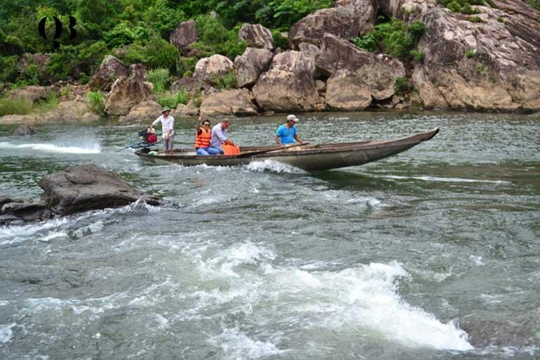 Khám phá những trải nghiệm thú vị trên dòng sông Long Đại