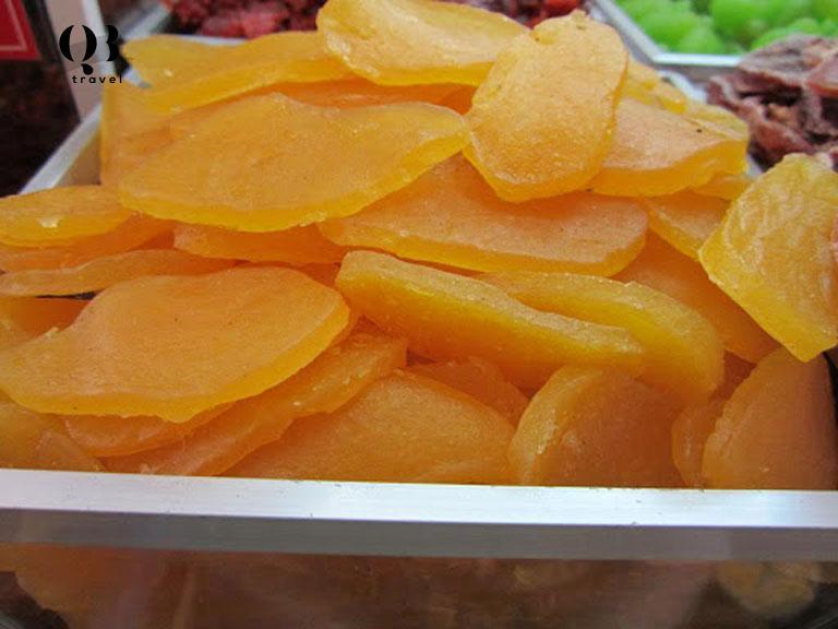 Khoai deo loại đặc biệt có vị ngọt và mềm