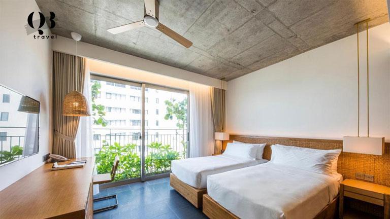 Khu nghỉ dưỡng cao cấp Vyanh Villa Quảng Bình