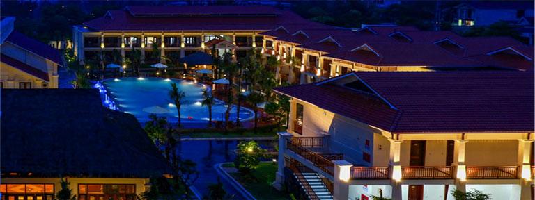 Manli Resort nhìn từ toàn cảnh