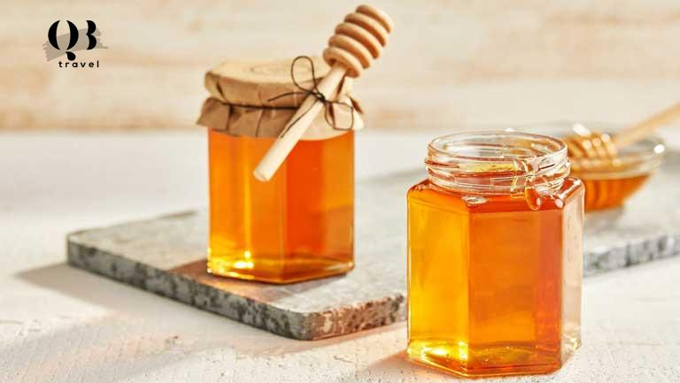 Mật ong sánh mịn, không lẫn tạp chất
