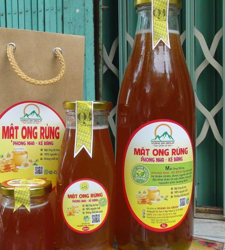 Mật ong rừng Phong Nha Kẻ Bàng - món quà sức khỏe ý nghĩa, sâu sắc