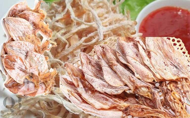 Mực Quảng Bình là một món ăn được nhiều người ưa chuộng