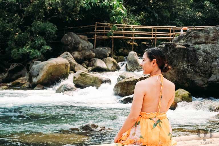Du khách nên đi du lịch Suối Nước Moọc Quảng Bình từ tháng 3 đến tháng 6