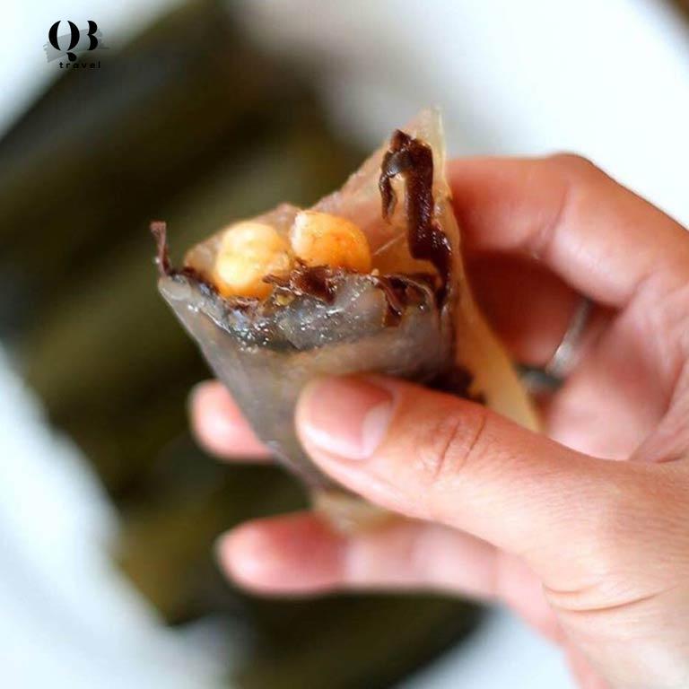 Sự biến tấu trong nhân bánh của người Quảng Bình